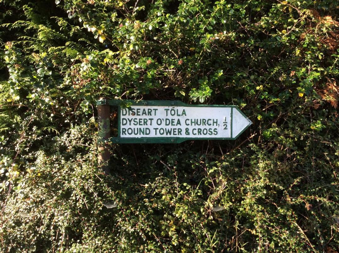 Sacred Ireland tours longer version