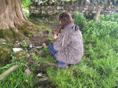 working with Gaia's energies: workshop the Burren