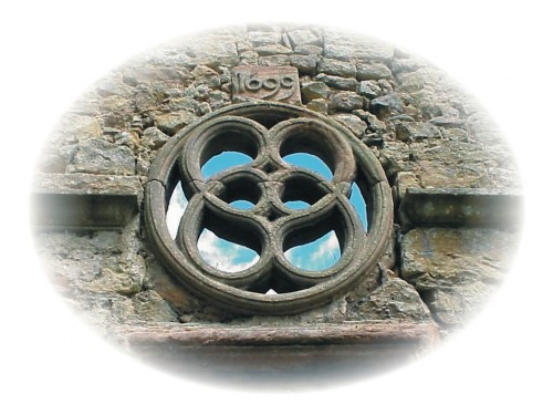 old window Scotland with Celtic Trails / Earthwise