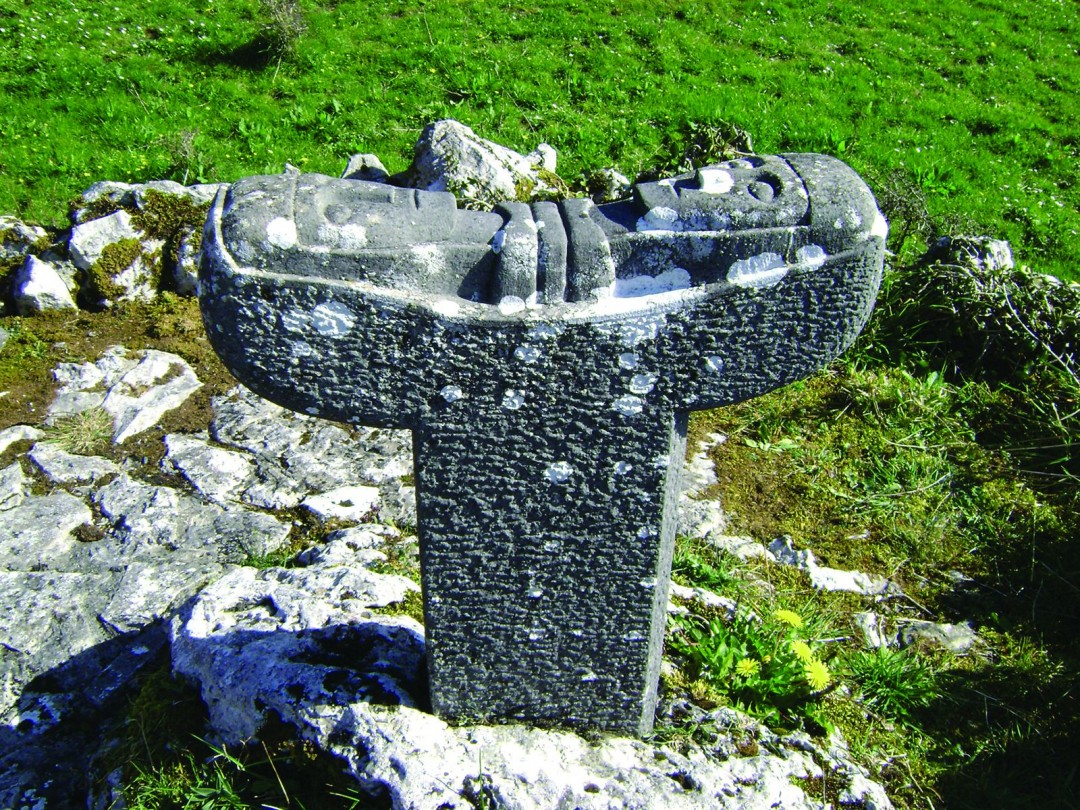 Spiritual tour of The Burren: backbone of the Burren, Wild Atlantic Way Ireland