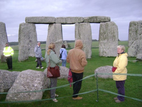 specialist tour of Stonehenge