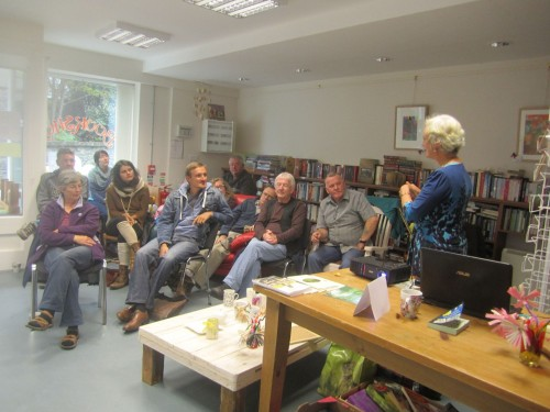 spiritual talks on nature and sacred sites with Jackie of Earthwise