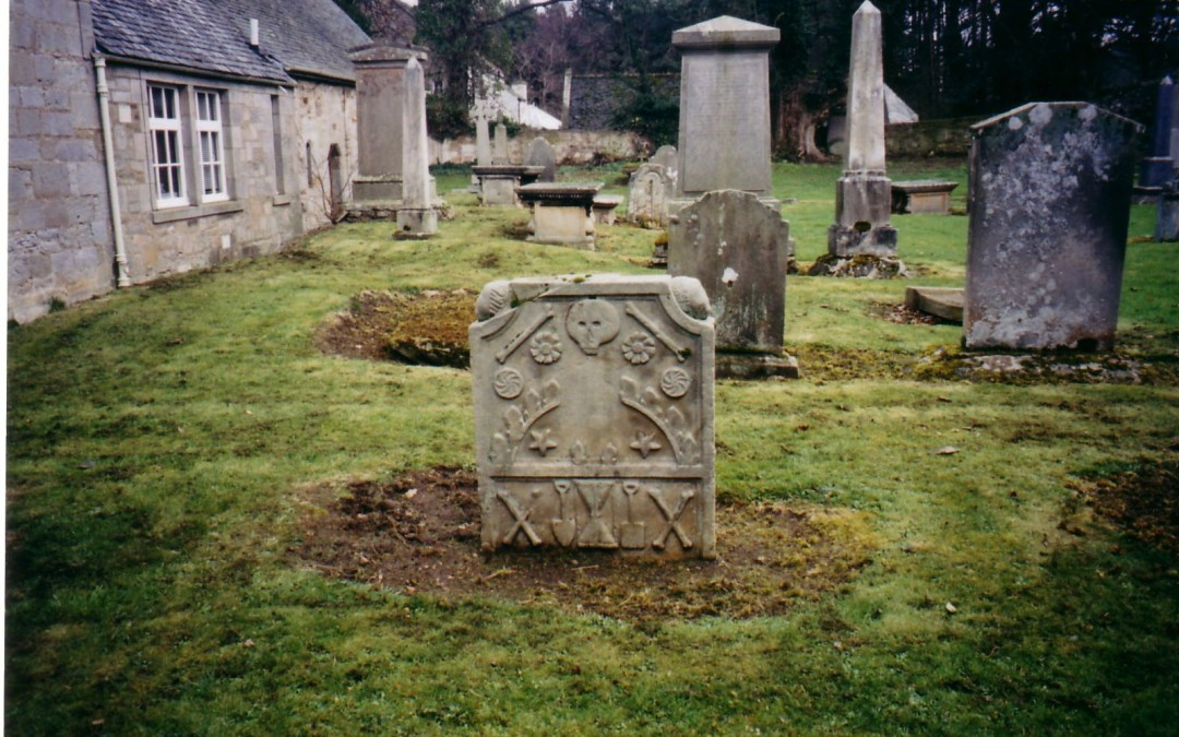 Early Masonic tombs with Jackie Queally of Earthwise and Celtic Trails
