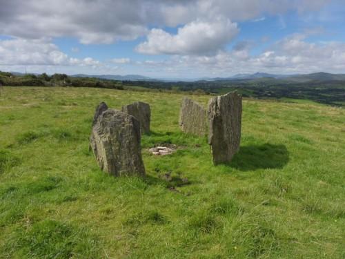 Earthwise tour Stone circles Ireland