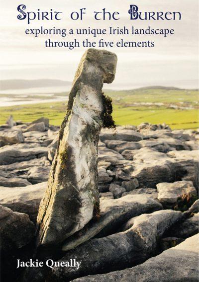 deep book on a sacred landscape Ireland
