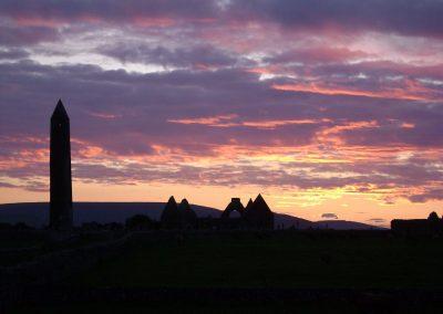 Saint Colman's Trail – A dowsing Experience