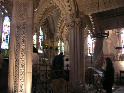 The Lady Chapel Rosslyn Chapel