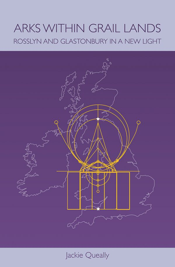 book on Metatronic ley lines by Jackie Queally of Celtic Trails and Earthwise