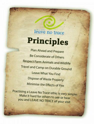 Ecotourism Ireland principles