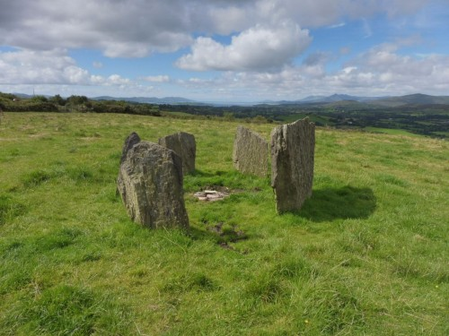 Earthwise tour Stone circles Ireland