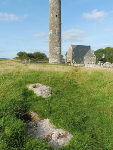 Dowsing ley lines on Lough Derg