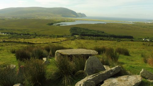 Achill Island journey