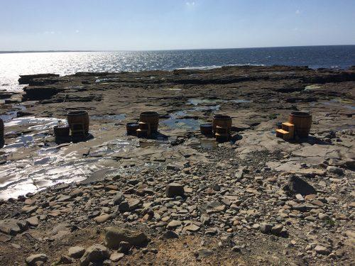 seaweed baths Liscannor Clare
